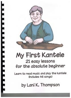 My First Kantele book