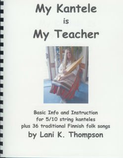 My Kantele Is My Teacher book